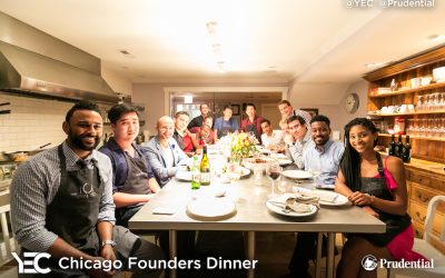 YEC Event Recap: Chicago Founders Dinner